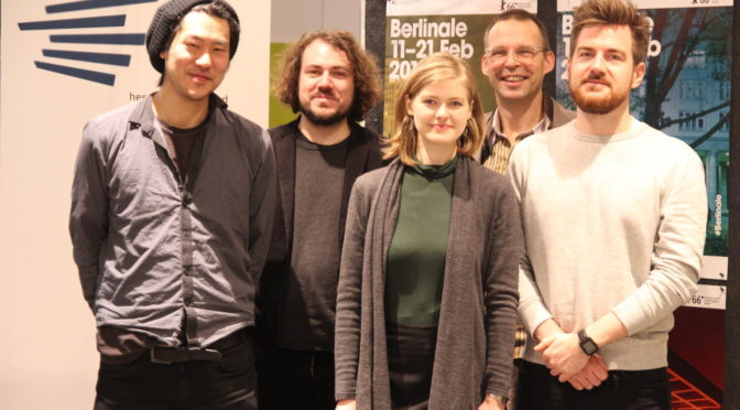 HESSEN TALENTS at 66th Berlinale