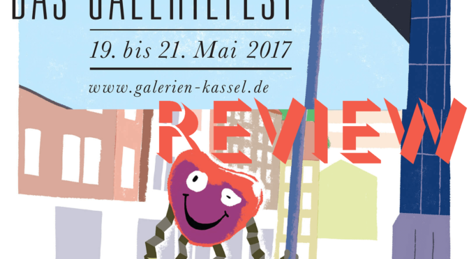 REVIEW: Galeriefest in der Südstadt