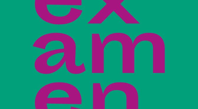 EXAMEN award 2018 goes to stopmotion film